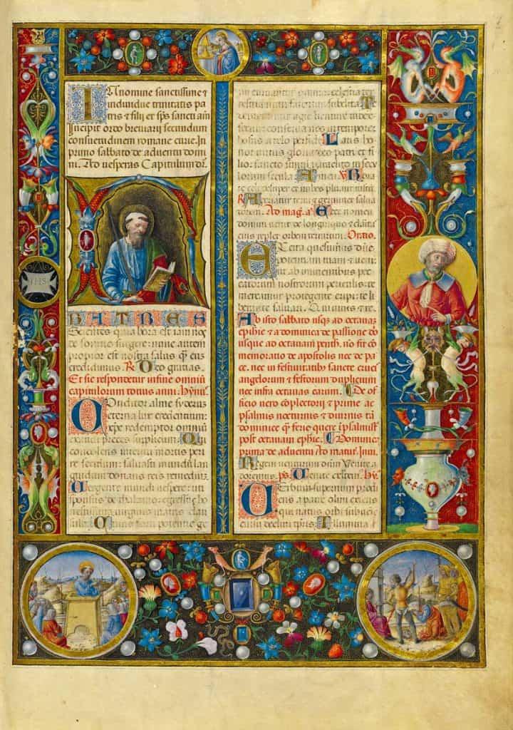 Breviario di Ercole I D'Este